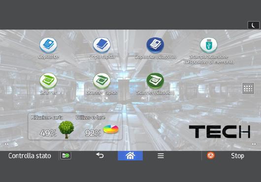 Marka Service - App personalizzazione pannello