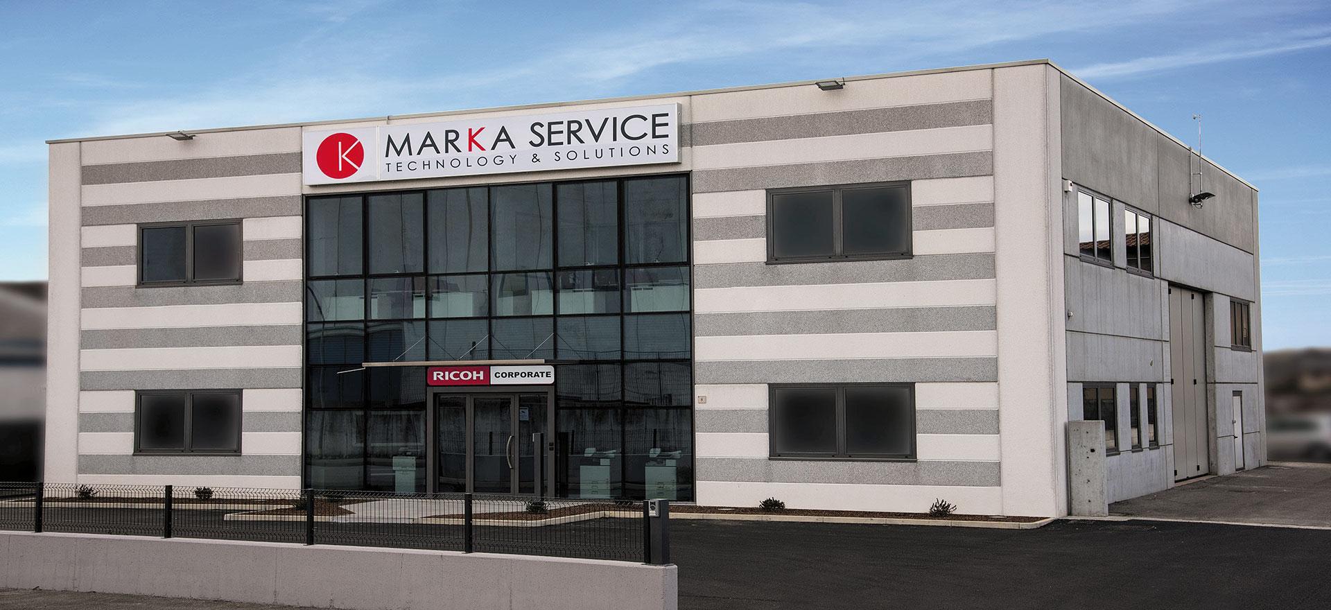 Marka Service - Sede